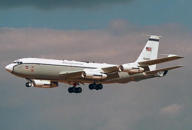 10282 Boeing EC-135H US Air Force