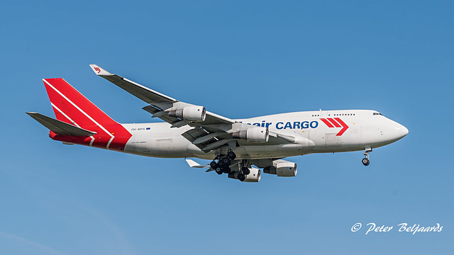 PH-MPS   Boeing 747-400(F) - Martinair Holland