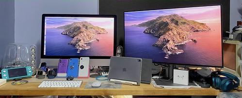 My Setup with the PD3220U