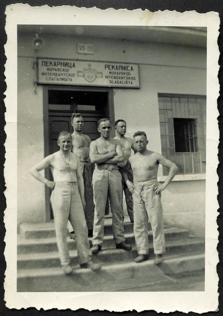 ArchivV58 Soldaten, WWII, 1939-1945
