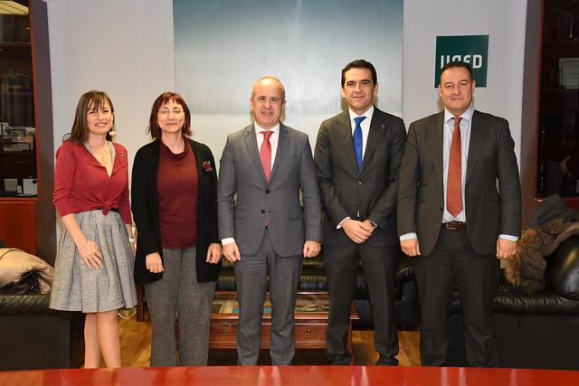 Convenio UNED - Red Española de Aprendizaje y Servicio