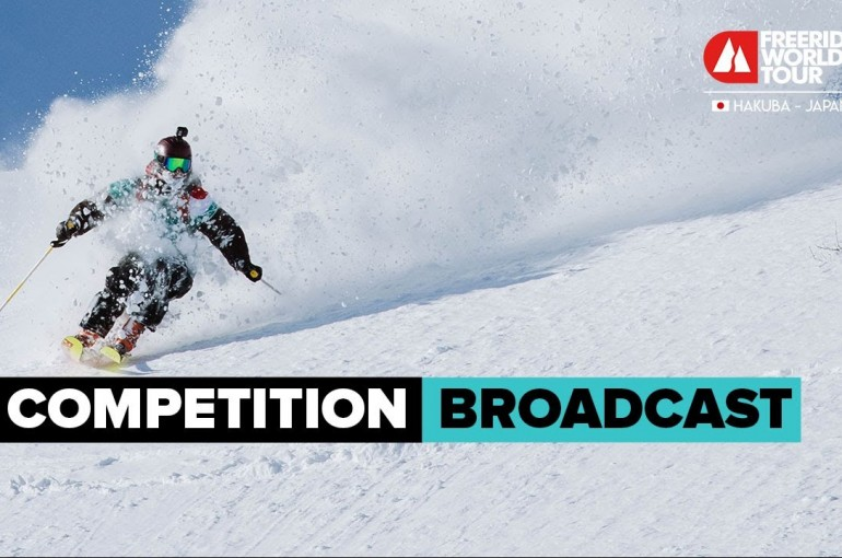 Freeride World Tour 2020 - Hakuba (JPN)
