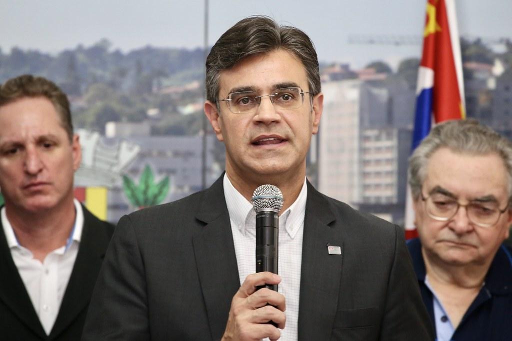 Assinatura do Contrato e Início das Obras de Desassoreamento Da Hípica + Convênio Asfalto