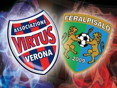 Virtus Verona - FeralpiSalò 1-2 FINALE