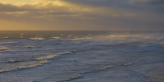 High Surf Warning at Daytona Beach