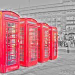 Charing Cross Phoneboxes