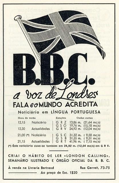 Publicidade antiga | vintage advertisement | 1941