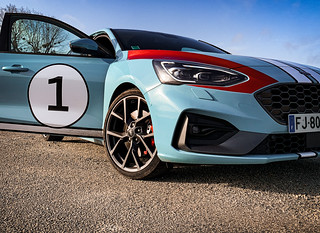 Ford Focus ST Le Mans 66 | by dsgforever
