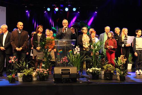 Cérémonie des vœux aux Seyssinois 2020