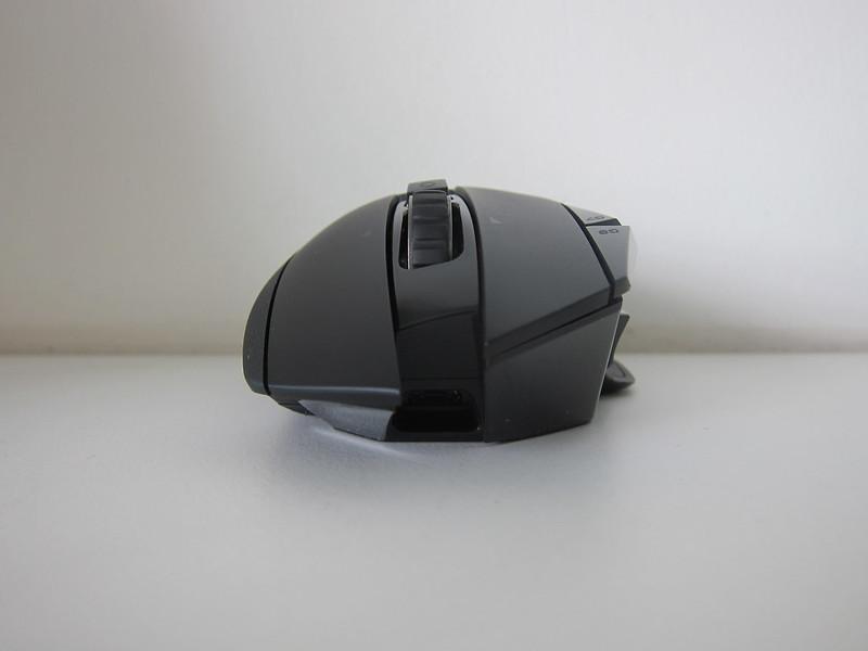 Logitech G502 Lightspeed - Front