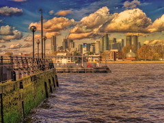 Greenwich River View