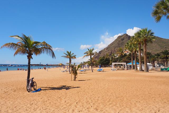 Playa de las Teresitas, San Andres, Tenerife
