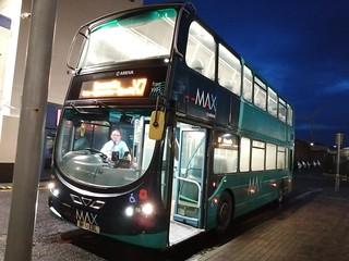 Arriva Northumbria 7620 on the X7
