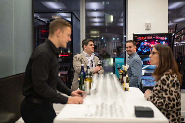 SOF Discussion Reception: China, the US, and the Struggle for 5G Superiority, December 3, 2019