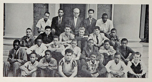 Reginald Booker at Roosevelt High School: 1957 | by Washington Area Spark