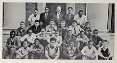 Reginald Booker at Roosevelt High School: 1957
