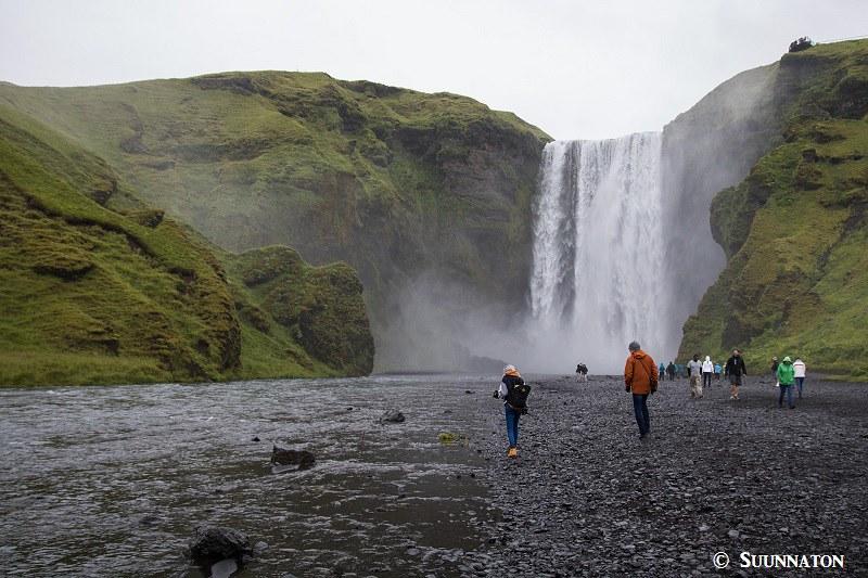 Skogafoss, Islanti yhdessä päivässä