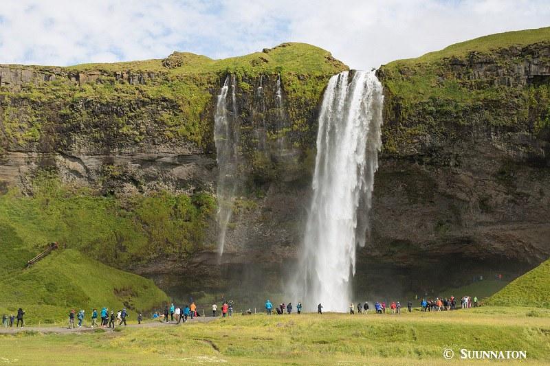Seljalandsfoss, Islanti yhdessä päivässä