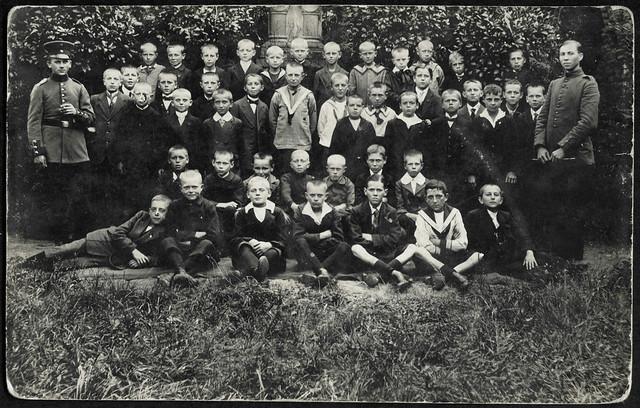 ArchivV60 Kadettenschule, 1910er