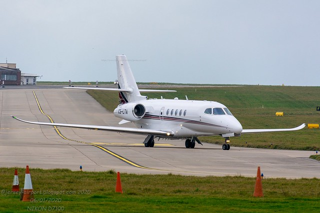 CS-LTA Cessna 680A Citation Latitude