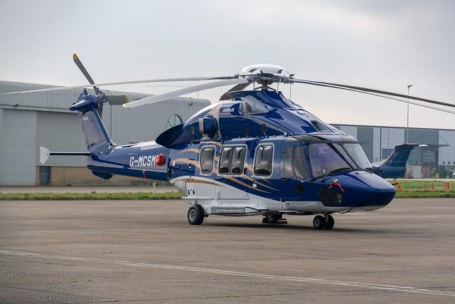 G-MCSM Airbus EC175B/H175 cn 5046