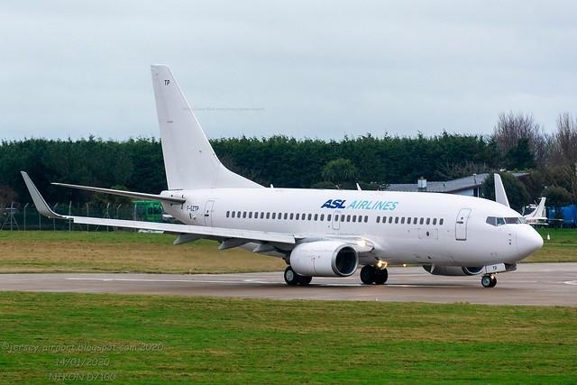 F-GZTP Boeing 737-71B(WL)