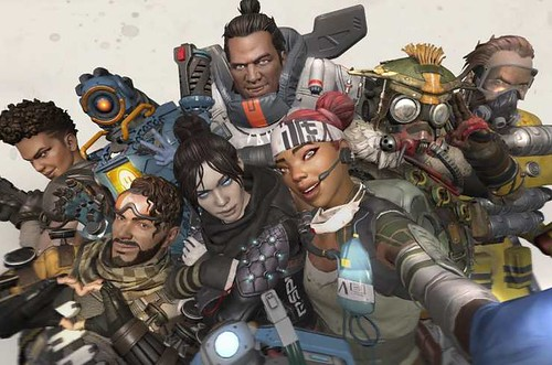Apex Legends: Multijugador Táctico del Género Battle Royale
