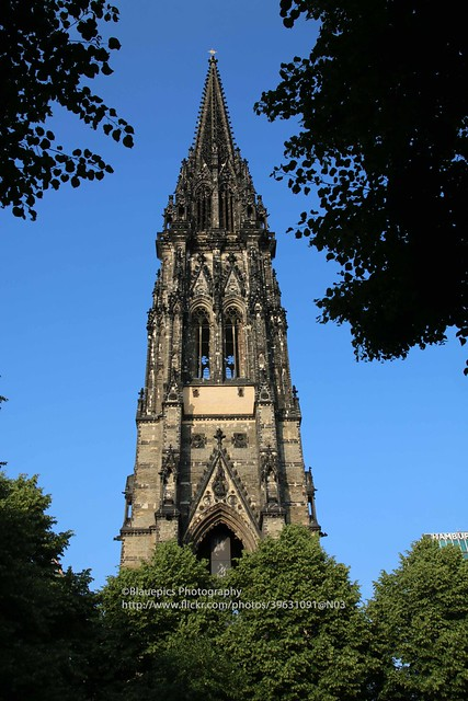 Hamburg, St. Nicholas Church