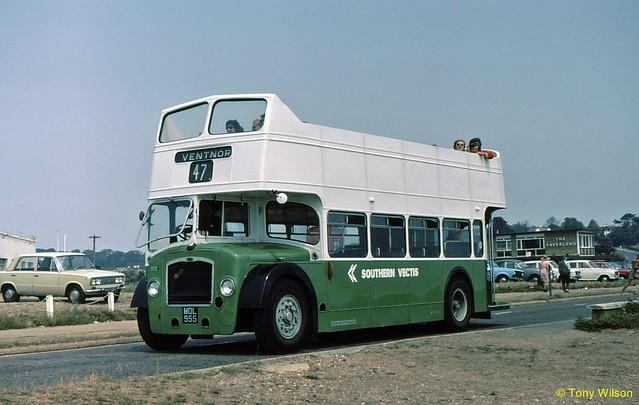 MDL955 National Bus Company NBC Southern Vectis SVOC OT5