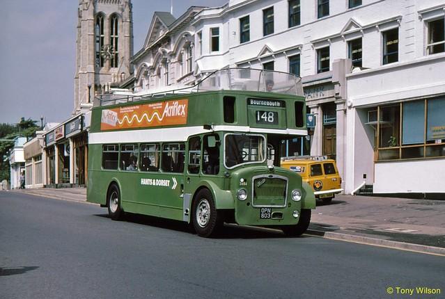 OPN803 National Bus Company NBC Hants&Dorset H&D 3484