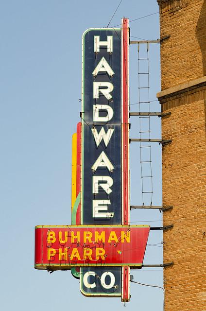 Buhram Pharr Hardware Co.