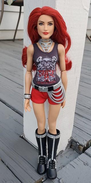 WWE Eva Marie Rock & Roll