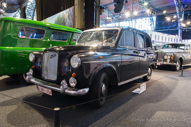 Austin FX4 London Cab - 1970