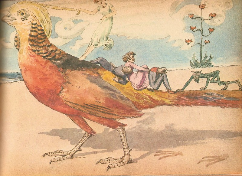 "Charles Altamont Doyle - Drawing from ""The Doyle Diary"" 1889 (2)"