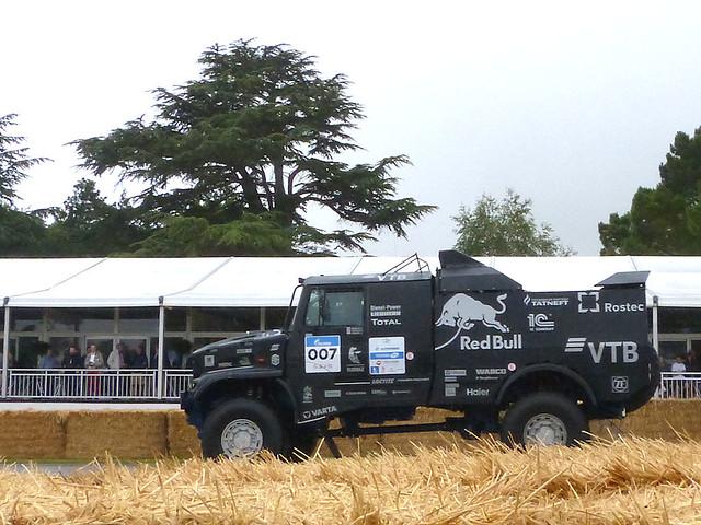 Kamaz 43509K Dakar Truck 2016 P1470396mods