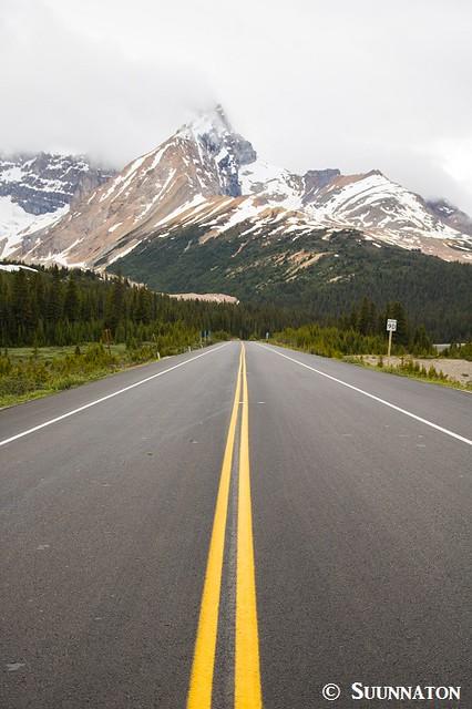 Kalliovuorten road trip