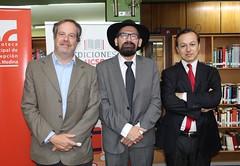 """Presentación libro """"El Castillo de Isidora"""""""