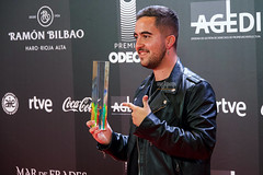 Beret - Premios Odeón 2020