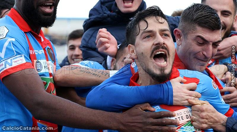 Catania-Avellino 3-1: le pagelle rossazzurre