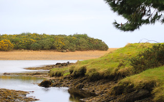 Glenrosa river Isle of Arran