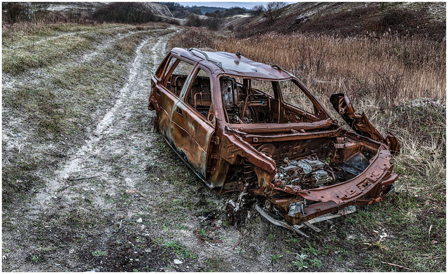 Decay and Desolation