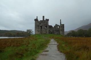 DSC02578 Kilchurn Castle, Scotland