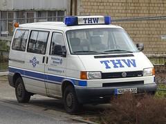 Volkswagen Transporter 'THW'
