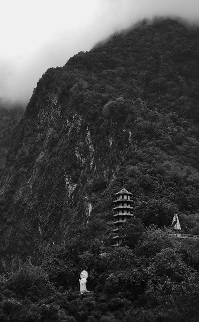 The Statue, the Temple and the Mountain