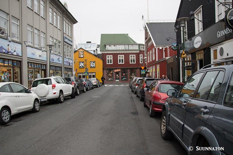 Reykjavik, Islanti yhdessä päivässä