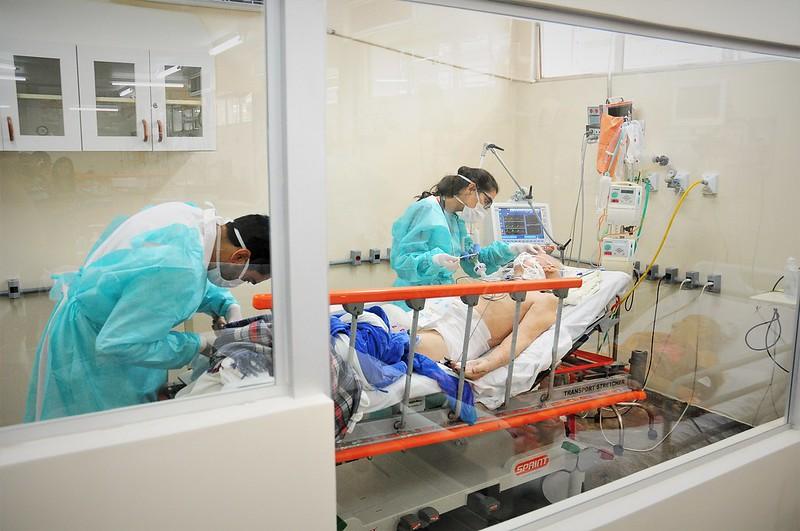 Hospital da Região Leste reestrutura Sala Vermelha e amplia leitos