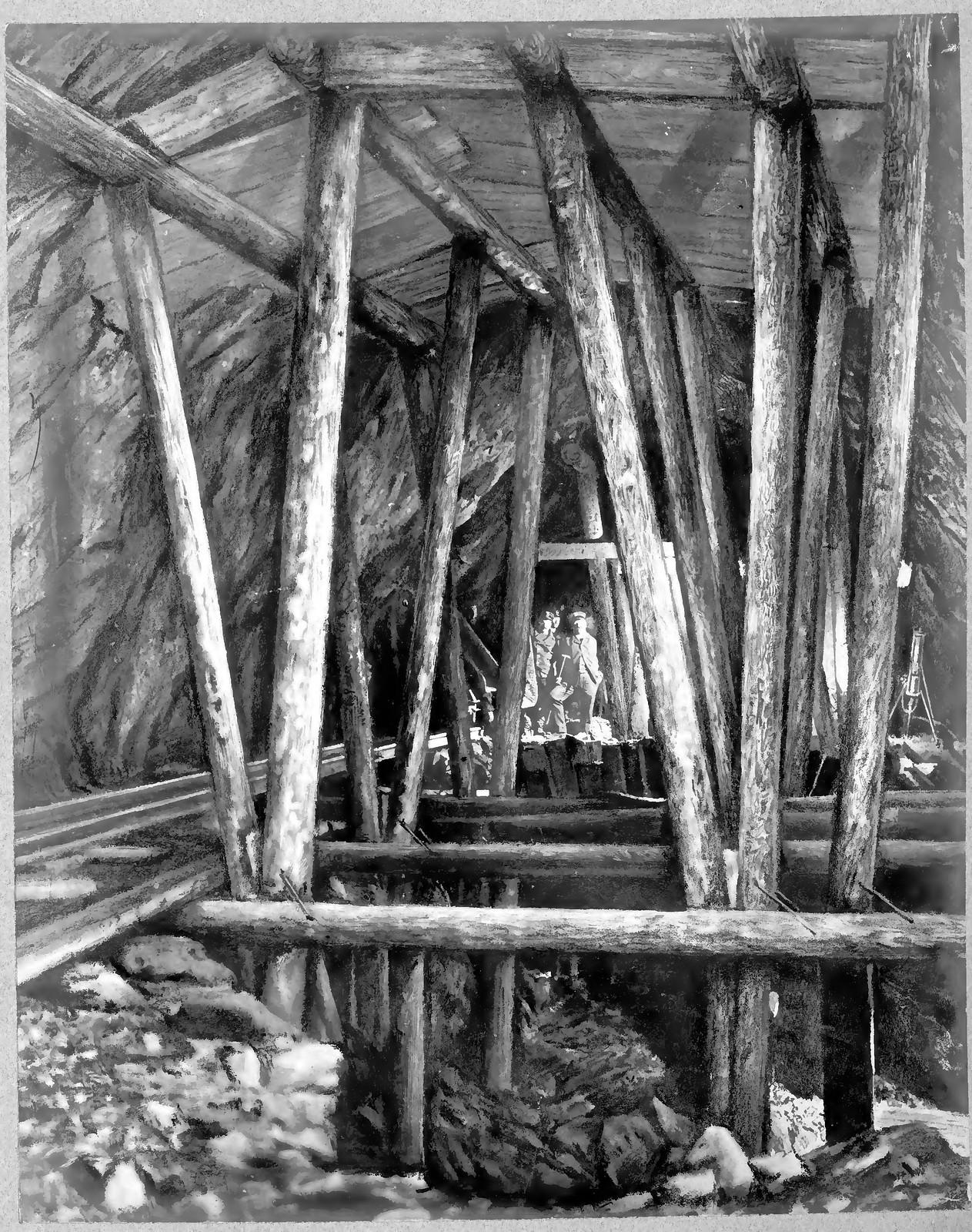 28. Строительство тоннеля