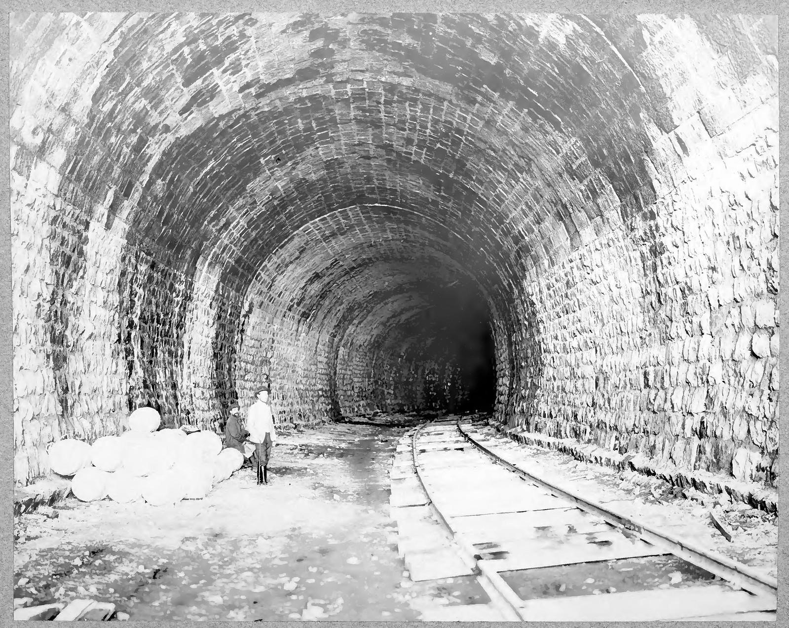 17. Внутренний вид тоннеля