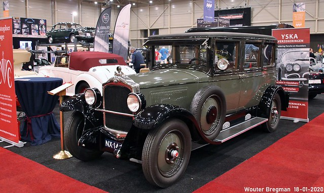 Opel 10-40 PS Pullman Limousine 1928