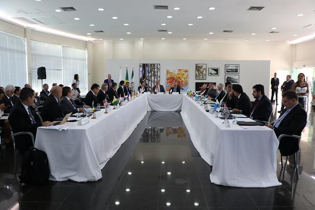 LXXVI Reunião do Conselho Nacional de Secretários de Segurança Pública